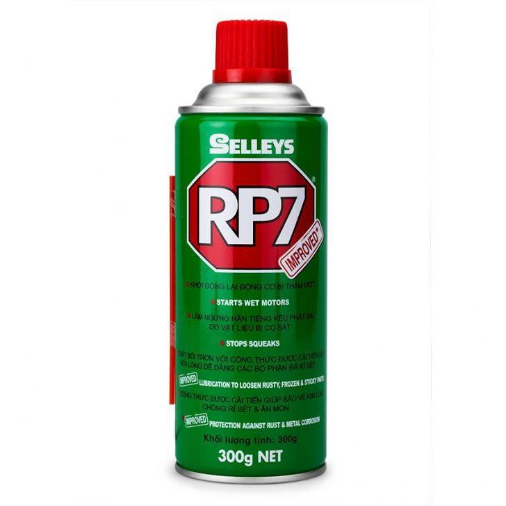 Chai xịt chống rỉ sét RP7