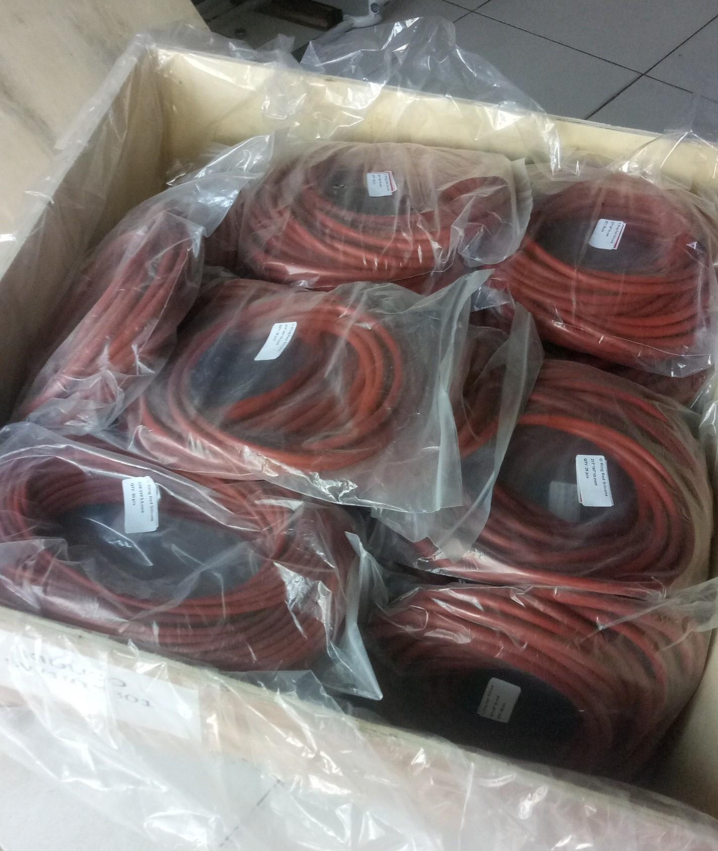 sin chiu nhiet oring silicone red vmq samen company