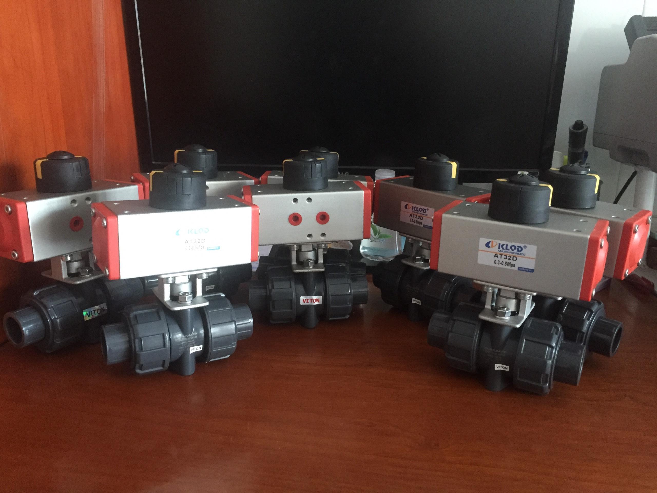 4-valve bi điều khiển khí nén DN15