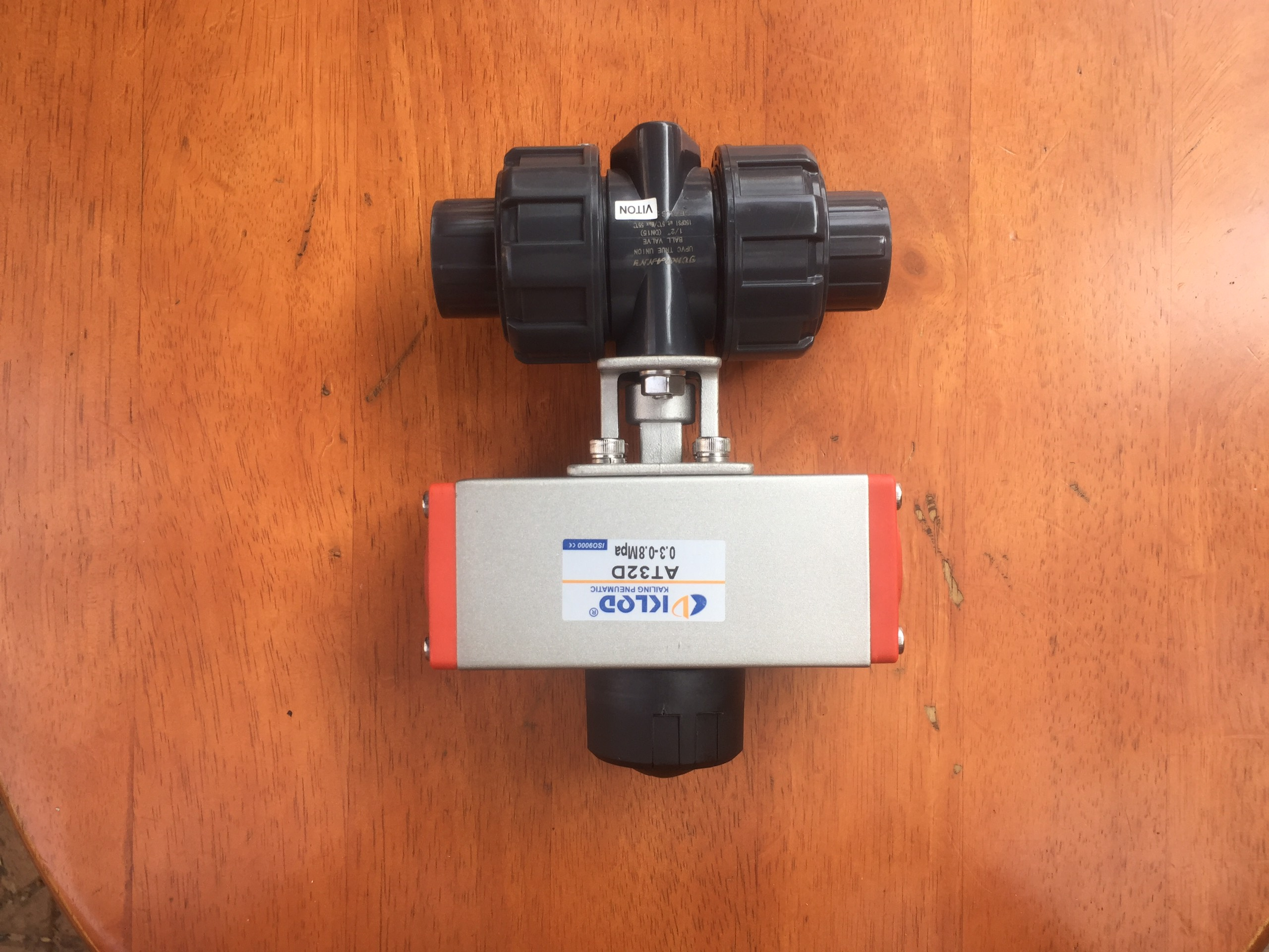 6-valve bi điều khiển khí nén DN15